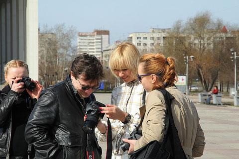 дневные фотокурсы в Перми