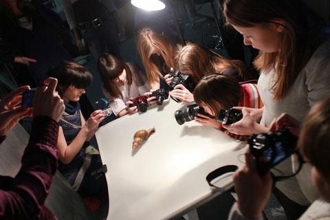 обучение фотографии подростков