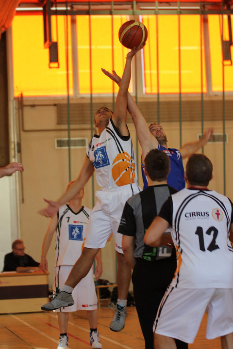 Basketball-Turnier 7. November 2013 in Bern