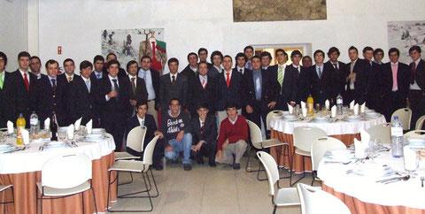 Jantar Final de Temporada 2008