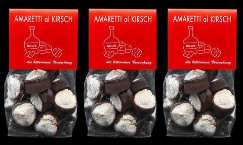 Amaretti al Kirsch von der Bäckerei-Konditorei Spicher in Gunten am Thunersee