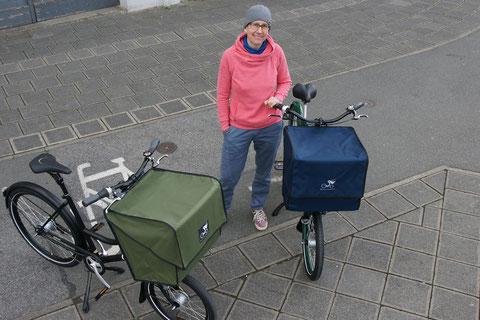 Cargobike Bicicapace Classic 8-Gang