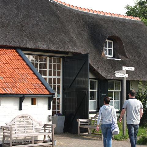 Hotel 14 Sterren bei Den Burg auf der Insel Texel