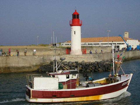 Port de la Cotinière, île d'Oléron