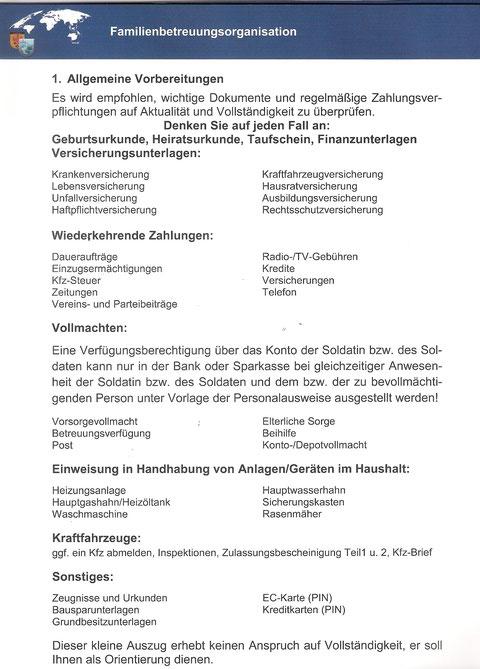 Die Familienbetreuungsorganisation der Bundeswehr - bw-familien ...