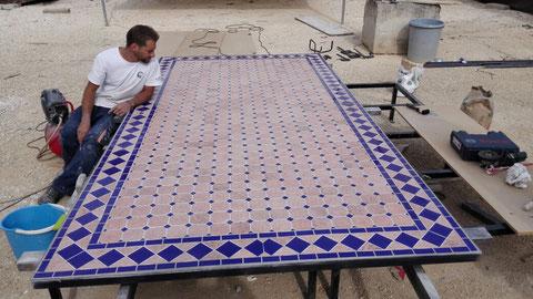 Modelo Rabat,la mas grande .450 X 200