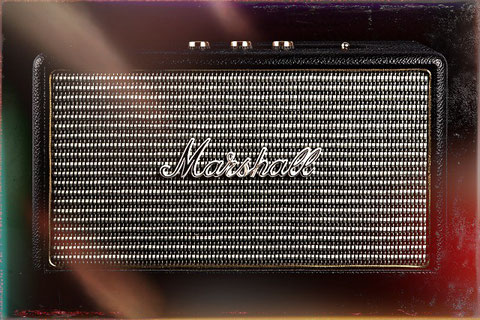 Marshall Rock guitar amp - Jens Michaelis Mixing Engineer - www.jensmichaelis.com