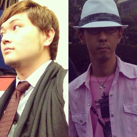 L:BeBe / R:Kaichang