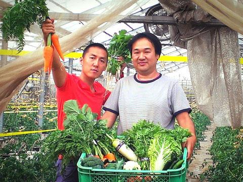 """川崎の野菜""""かわさきそだち""""を広めるためのラジオ番組を作りたい!"""