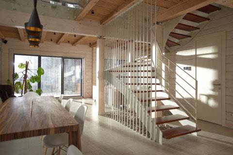 福島県会津喜多方で炭の家で表面波探査法20年保証の建築・新築・リフォームなら