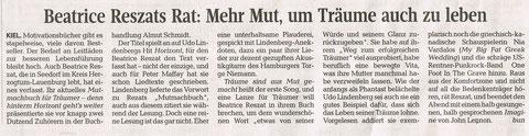 Kieler Nachrichten Sonnabend, 4. Juni 2016 Nummer 129 Seite 34