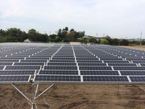 大網ソーラーシェアリング