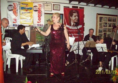 Cuarteto Laurenz y Carolina Ramírez