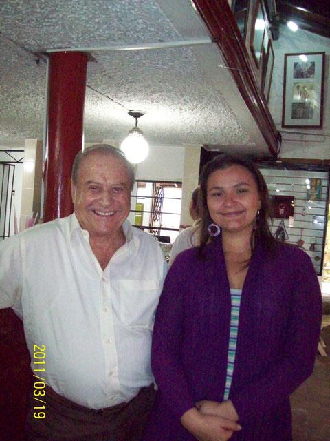 Don Leonardo Nieto y Catalina Morales