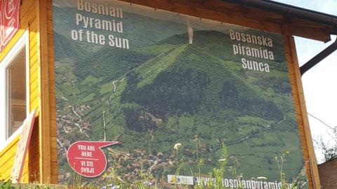 Die größte Pyramide von Visoko - entdeckt 2006