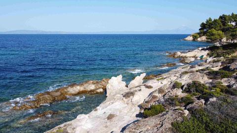 Außerhalb von Bucht 2