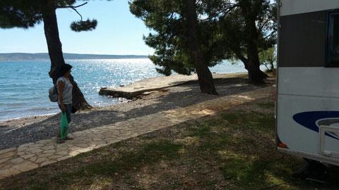 Camping Bluesun Paklenica in Starigrad 18.0518