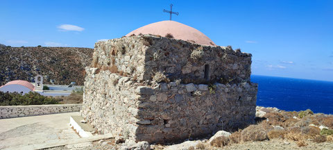 Das Kloster und die alte Kirche