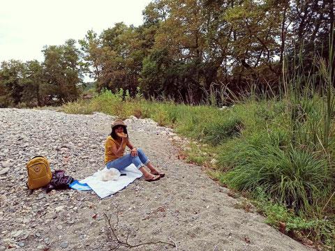 Picknick am Chavrias (1)