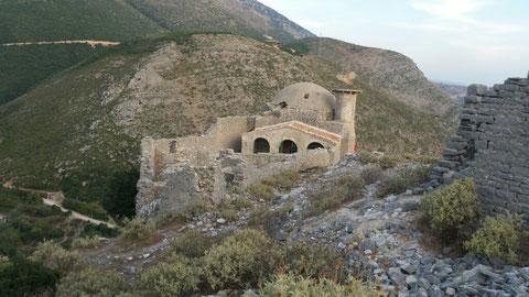 Burg 4. Jh vor Chr. , Moschee 17. Jh