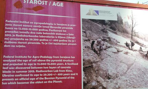 Radiokarbonanalyse des Seitenwand-Betons eines Labors aus Kiew ergab: der Beton ist älter als 29.000 Jahre...!!! Die Cheops-Pyramide ist erst jämmerliche 4500 Jahre alt.   Oder ist doch nur alles ein...