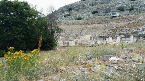 Das griechische Theater (400 v. C.)