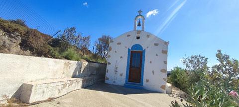 Kapelle Aghios Raphael