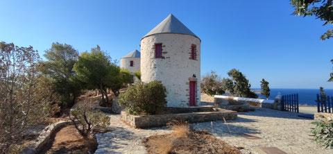 Die Windmühlen von Platanos