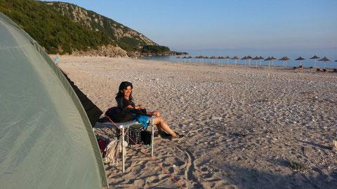 Unser Campingparadies