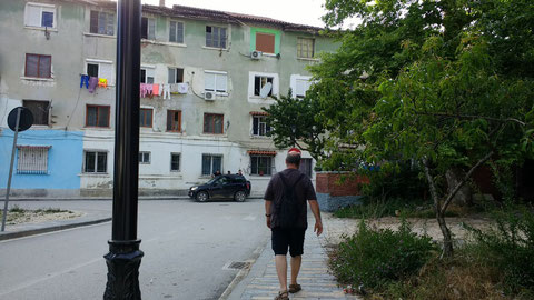 Am 26. in Berat