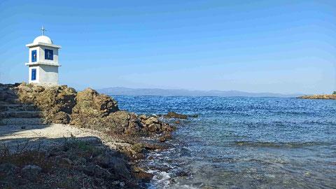 Die Bucht Agios Nicolaos (2)