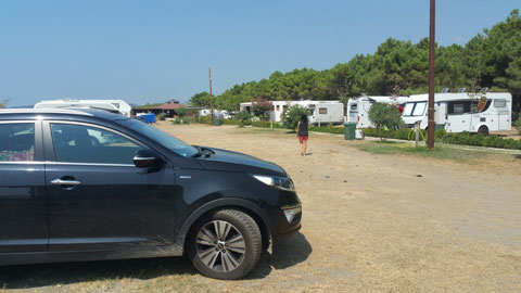 CP Safari in Ulcinj
