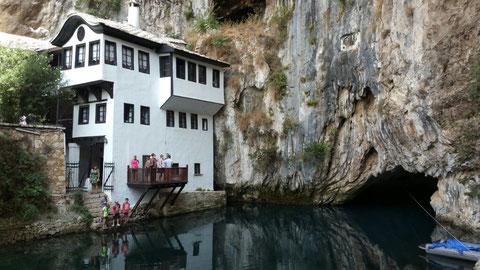 Das Derwisch-Kloster von 16xx