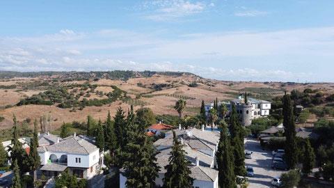 Unsere Hotelanlage Geranion Village