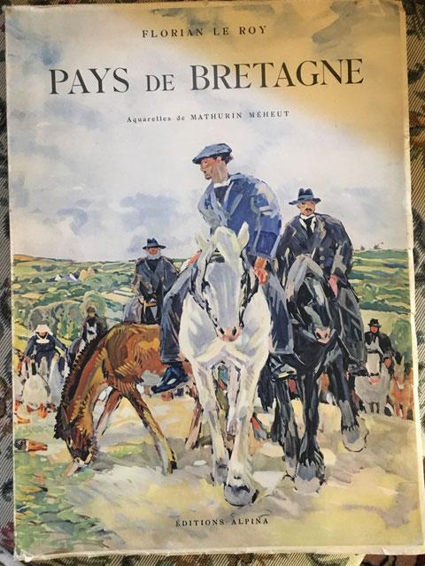 Pays de Bretagne de Florian Le Roy