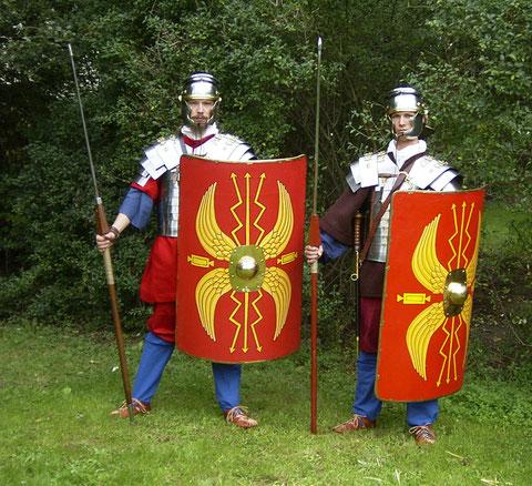 Stdtrallye Mainz Legionäre