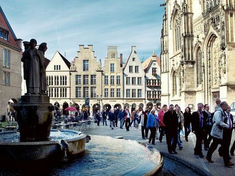 Münster Stadtrallye