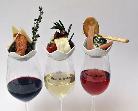 Kulinarisches und Wein
