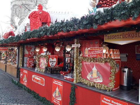 Weihnachtsrallye Mannheim