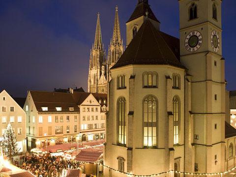 Weihnachtsfeier Regensburg