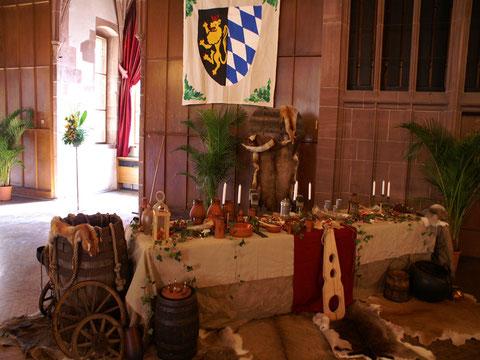 Mittelalterliche Dekoration