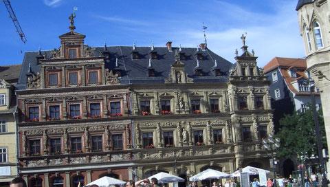 Erfurt Markt