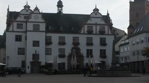 Stadtrallye in Darmstadt
