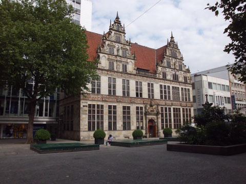 Handel und Wandel , die Altstadt