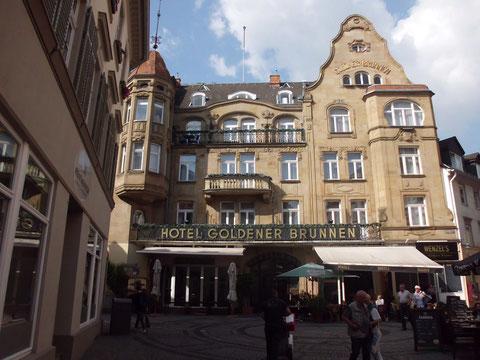 Gasthäuser in der Altstadt