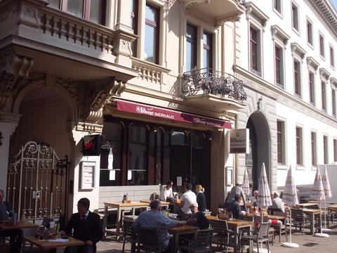 Gasthäuser in der City