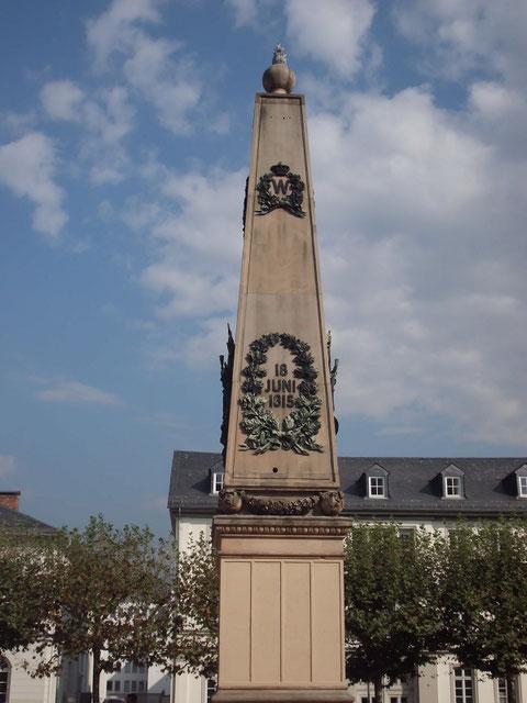 Waterloo Denkmal