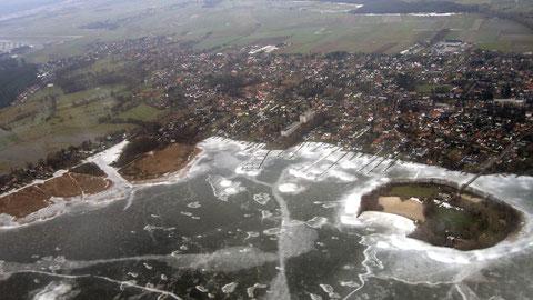 Luftbild Januar 2011
