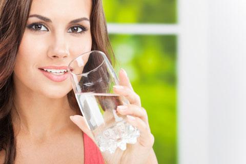 ingesta de agua en dieta detox