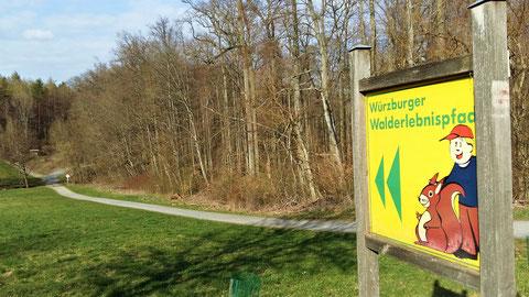 Der Wurzburger Walderlebnispfad Im Guttenberger Forst Freizeittipps Fur Wurzburg Umgebung Fur Familien